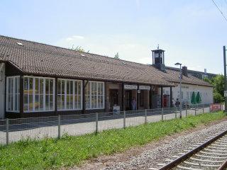 Freudenstadt Stadt駅