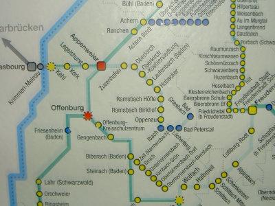 路線図(抄)