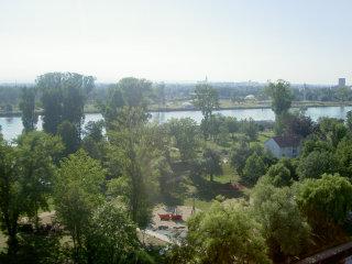Strasbourg遠景