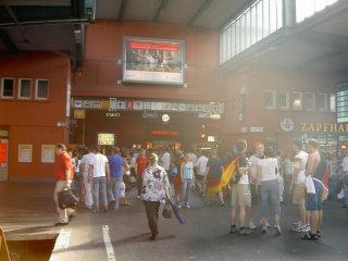 Stuttgart駅