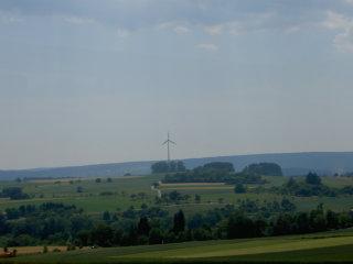 別の風力発電所