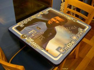 こんなテーブルも