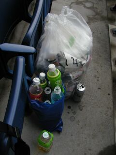 ゴミを拾おう運動の成果